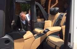 Премєра, нове слово в розкоші - Mercedes-Maybach G650