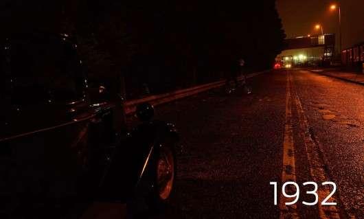 108 років прогресу фар Форд