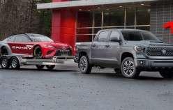 Тюнінг TRD для 2018 Toyota Tundra і Sequoia