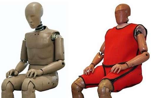 У США почали створення «товстих» манекенів для краш-тестів