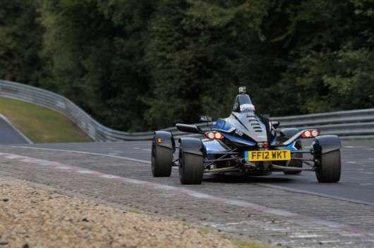 ТОП-5 самих крутих одномісних гоночних машин