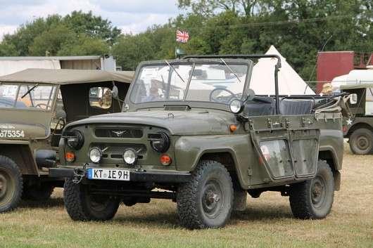 Німці внесли три радянських автомобіля в класичні моделі Східної Європи