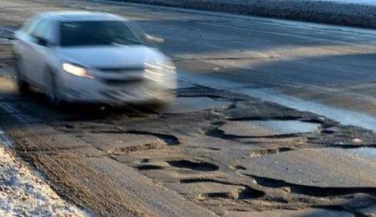 У Росії зафіксований різкий ріст ДТП з причини поганих доріг