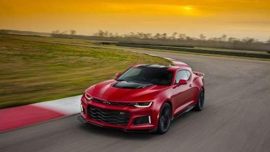 5 найбільш швидких і повільних Chevrolet Camaro всіх часів