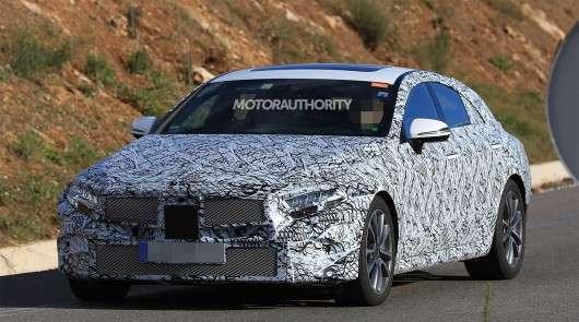 Автомобілі майбутнього: яким може стати 2019 Mercedes-Benz CLS
