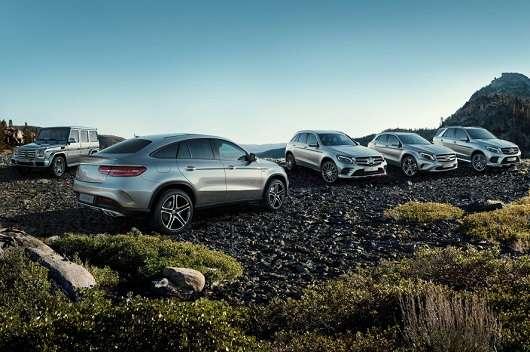 Світовий відгук 1 млн автомобілів Мерседес через загрозу загоряння
