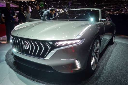 Найцікавіші концепткары на 2017 Geneva Motor Show [96 фото з автовиставки]