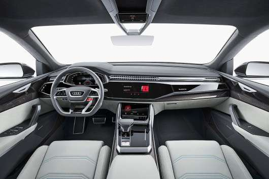 Вся інформація про новий 2018 Audi A8