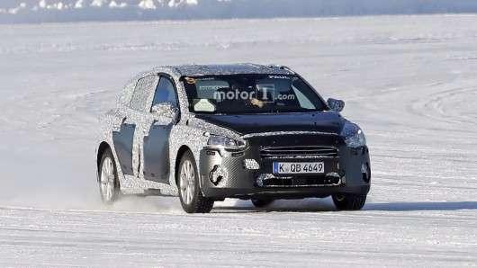 Форд продовжує тестування моделі Фокус четвертого покоління | Ділимося новою інформацією