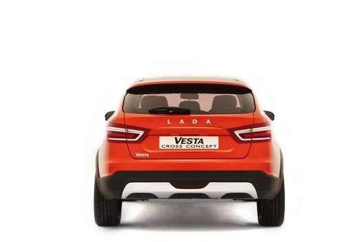 Виробництво Лада Веста в кузові універсал почнеться в червні 2017 року