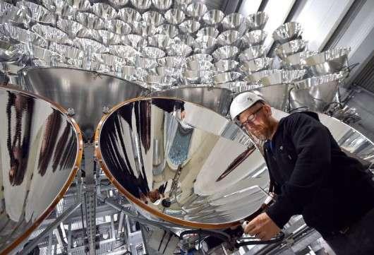 У Німеччині створили неймовірну систему освітлення | Навіщо вона потрібна?