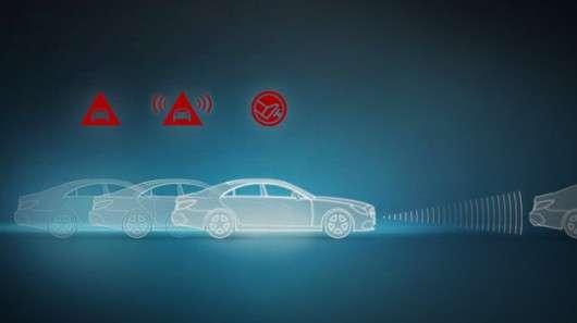 Технології які зявилися на авторинку завдяки Mercedes S-класу