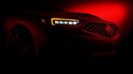 Попередній огляд 2017 New York Auto Show