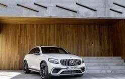 2018 Mercedes-AMG GLC63 і GLC Coupe 63: Перші технічні характеристики