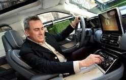 Lincoln на Автосалоні в Нью-Йорку покаже новий Navigator