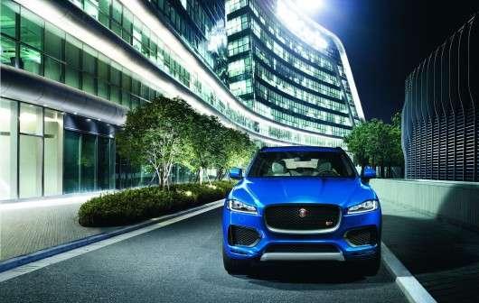 Jaguar F-Pace став Автомобілем року в 2017 році