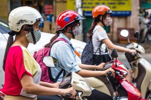 Як захистити свої легені в загазованому місті