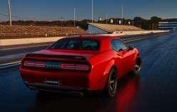 2018 Dodge Challenger SRT Demon найшвидший серійний автомобіль у світі [Фотографії, технічні дані]