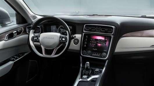 Volvo і Geely створили два перших спільних автомобіля