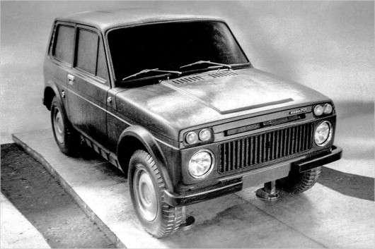 Lada 4x4: Культ Російської Ниви