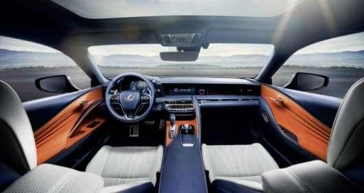 10 кращих автомобільних інтерєрів у 2017 році