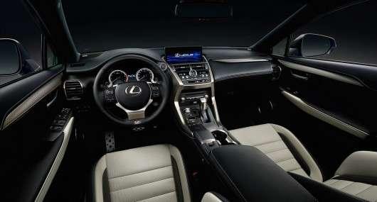 Рестайлінговий 2018 Lexus NX приїде в Шанхай в якості однієї з головних автоновинок