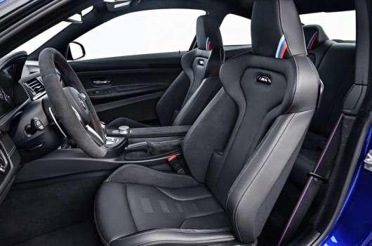 Дебют нового BMW M4 CS на Шанхайському автосалоні