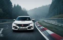 Які спортивні моделі Honda Civic Type R обігнала на Нюрбургринзі?