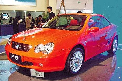 Китайські автоклоны знову наступають, добірка самих нахабних копіювань автомобілів