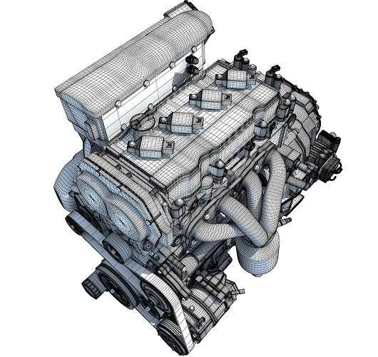 10 найбільш потужних автомобілів з чотирициліндровими двигунами