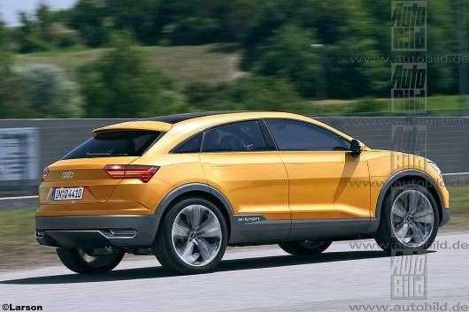 Купе позашляховики які вийдуть на ринок до 2020 року