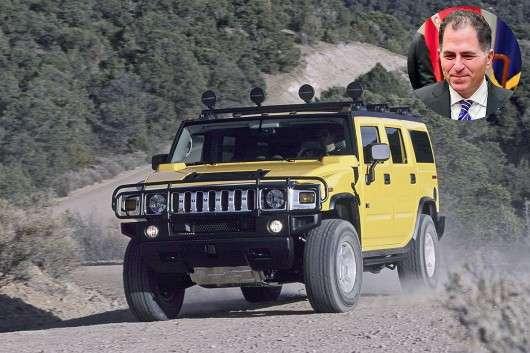 Гарячі автомобілі мільярдерів із Силіконової долини