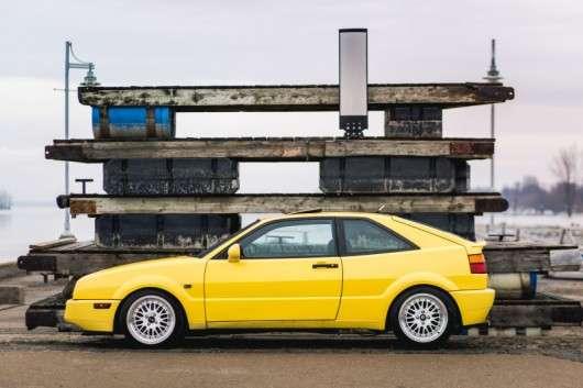 Ретрообзор легенди автомобільного світу, Volkswagen Corrado
